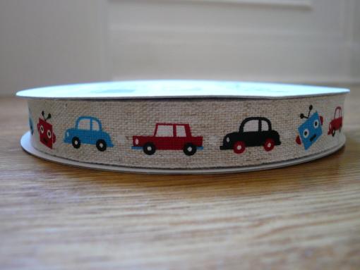 ruban voiture