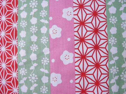 bandes motifs japonais