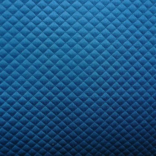 matelassé bleu La Rabichette