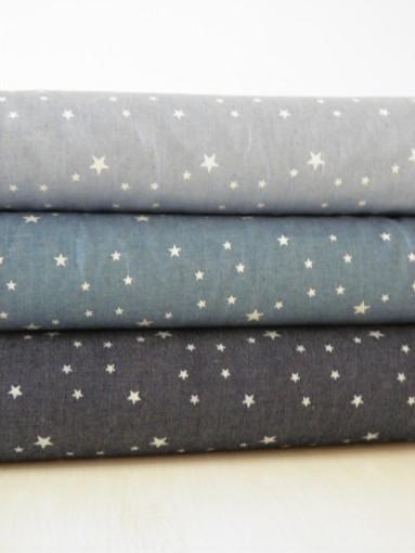 3 coloris étoile