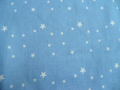 détail étoile délavé