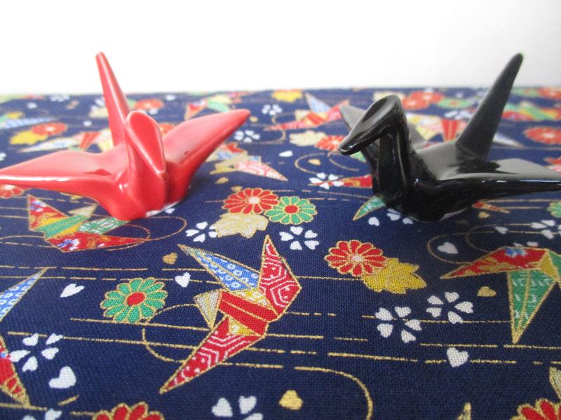 grue-origami-tissu