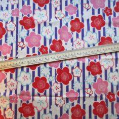 coupon tissu japonais sakura