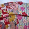 lot coupon tissu japonais lot 8
