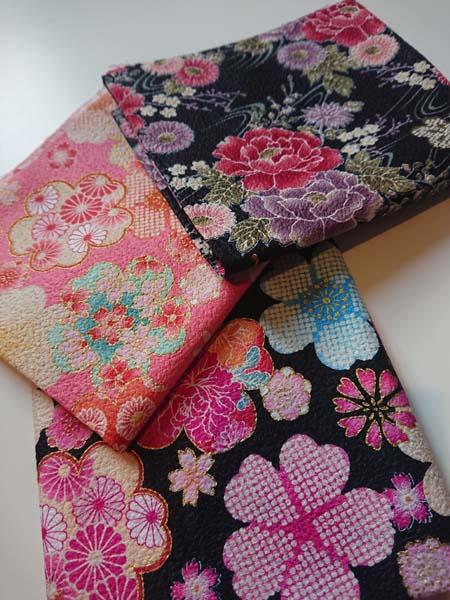 coupons japonais noir rose